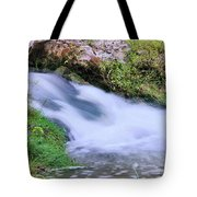Downstream Tote Bag
