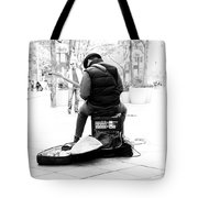 Downtown Andrew Tote Bag