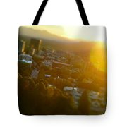 Downtown Asheville Tote Bag