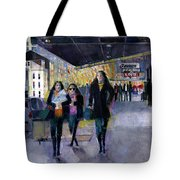 Downtown Babes Tote Bag