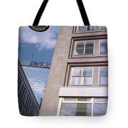 Downtown Berlin Tote Bag