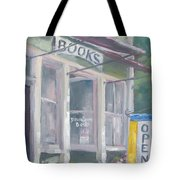 Downtown Books Four Tote Bag