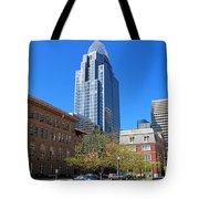 Downtown Cincinnati  4188 Tote Bag