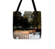 Downtown Collage 10 Tote Bag