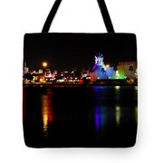 Downtown Disney  Tote Bag