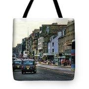 Downtown Edinburgh  Tote Bag