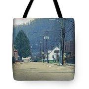 Downtown Harlan Tote Bag