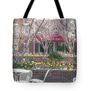 Downtown, Hendersonville, Nc Tote Bag