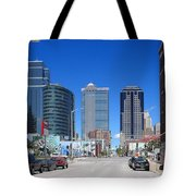 Downtown Kansas City Tote Bag
