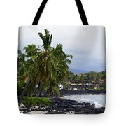 Downtown Kona Tote Bag