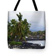 Downtown Kona Tote Bag