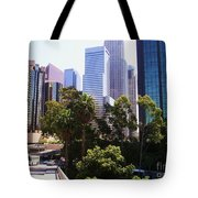 Downtown Los Angeles. 6th Street Tote Bag