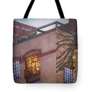 Downtown Marley Tote Bag
