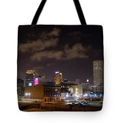 Downtown New Orleans Tote Bag