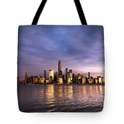 Downtown Nyc Tote Bag
