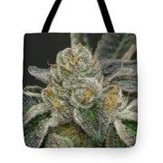 Downtown Orange Kush Tote Bag