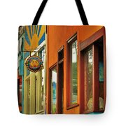 downtown Point Arena Tote Bag