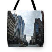 Downtown San Francisco - Market Street Tote Bag