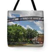 Downtown Silver City Tote Bag