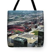 Downtown St. Louis 2 Tote Bag