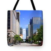 Downtown Tampa Fl, Usa Tote Bag
