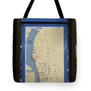 Downtown Wilmington Tote Bag