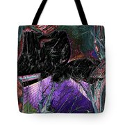 Downtown Windy Tote Bag