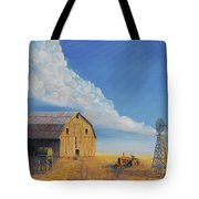 Downtown Wyoming Tote Bag