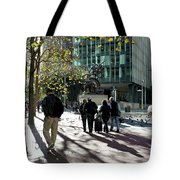 Downtownscape Tote Bag