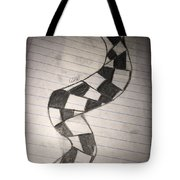 Life Spiral Tote Bag