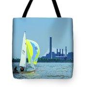 Downwind  Tote Bag