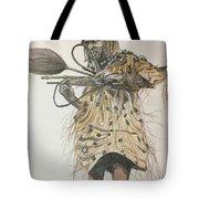 Dozo Warrior Tote Bag