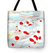 Dp Stone Impressions 24 Tote Bag