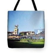 Dp World Tour Championship 2015 - Open Edition Tote Bag