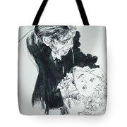 Dr. Jekyll As Mr. Hyde Tote Bag