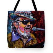 Dr. John Portrait Tote Bag