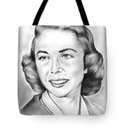 Dr. Joyce Brothers Tote Bag