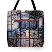 Dr. Lines Gate - Nola Tote Bag