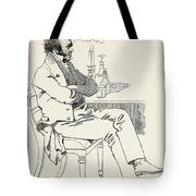 Dr. William Dunlop, 1792 Tote Bag