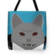 Dracula Cat Tote Bag