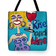 Drag Queen's Coffee  Tote Bag