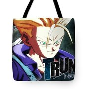Dragon Ball Fighterz Tote Bag