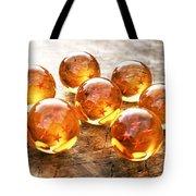 Dragon Balls Tote Bag