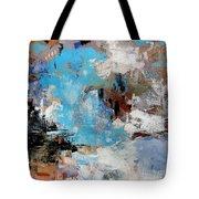 Dragon Bleu Tote Bag