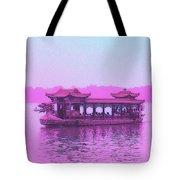 Dragon Boat Tote Bag