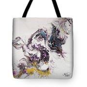 Dragon Breathe Tote Bag