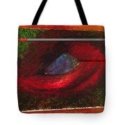 Dragon Eye Tote Bag