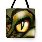 Dragon Eye Tote Bag