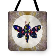 Dragon Fly Cute Painted Face Cartons All Over Donwload Option Link Below Personl N Commercial Uses Tote Bag