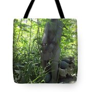 Dragon Fly Drummer Tote Bag